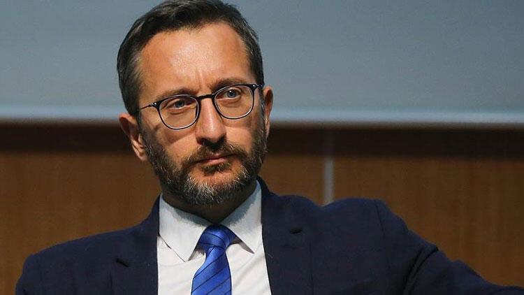 İletişim Başkanı Altun'dan Bahar Kalkanı Harekatı paylaşımı