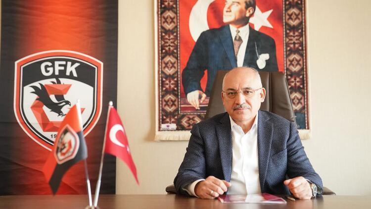"""Gaziantep FK Başkanı Mehmet Büyükekşi: 'Gol de Ne """"Var""""!'"""