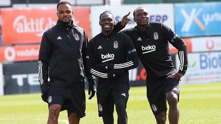 Beşiktaş'ta Yeni Malatyaspor mesaisi başladı