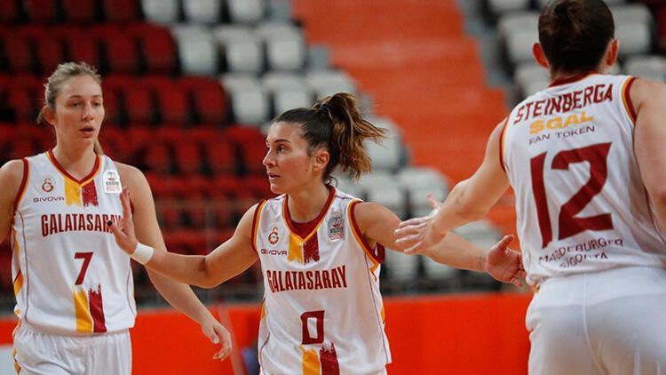 Galatasaray 89-57 İzmit Belediyespor