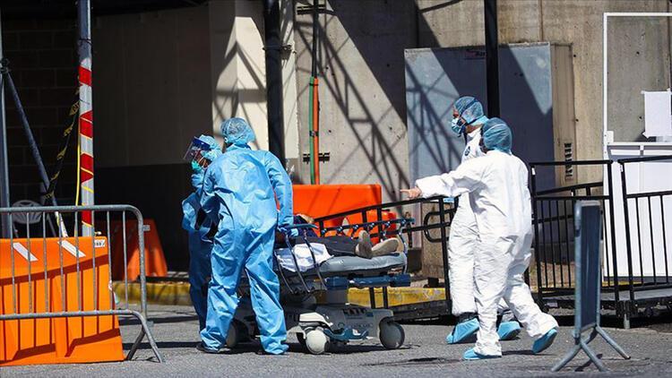 ABD'de koronavirüsten ölenlerin sayısı 512 bine yaklaştı