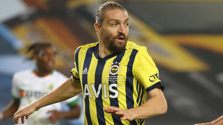 Caner Erkin ve Ozan Tufan'dan Trabzonspor maçı sonrası paylaşım