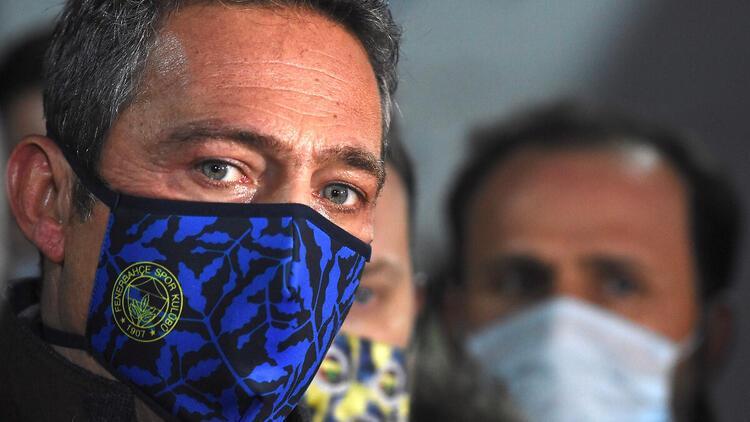 Fenerbahçe Başkanı Ali Koç'tan Erol Bulut, Caner Erkin ve Boupendza açıklaması
