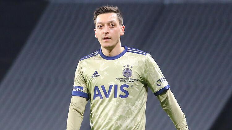 67'nci dakikada Mesut'suz Fenerbahçe daha mı Mesut