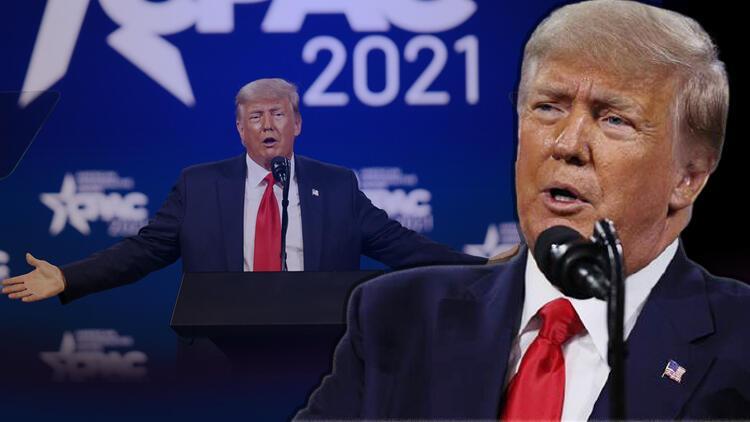 Donald Trump geri döndü! Tekrar ABD başkanlığı için aday olacak mı?