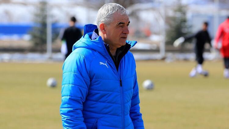 Sivasspor teknik direktörü Rıza Çalımbay'dan Hatayspor açıklaması