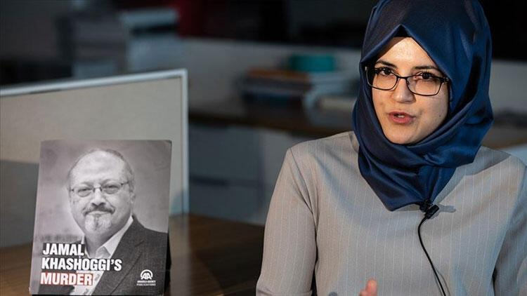 ABD'nin yayınladığı rapor hakkında Hatice Cengiz'den açıklama