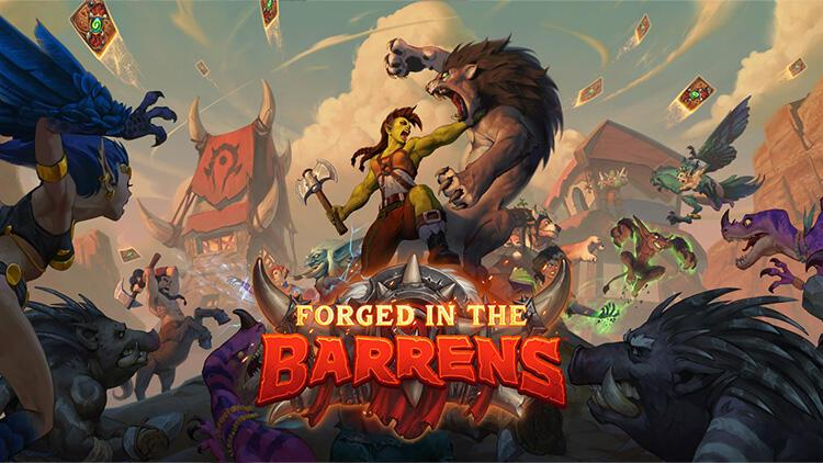 BlizzCon 2021 Hearthstone Forged In The Barrens Oturumuna Katıldık!