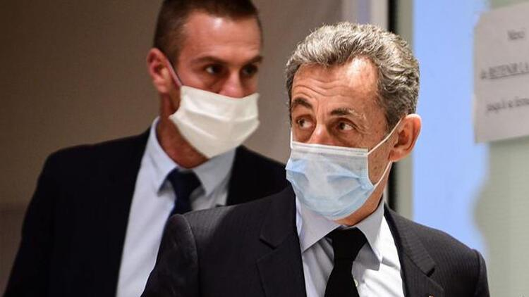 Son dakika haberi: Fransa eski Cumhurbaşkanı Sarkozy'e hapis cezası