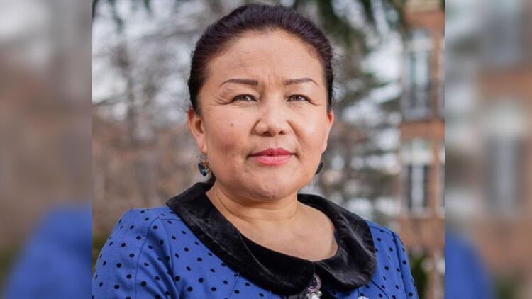'Uluslararası Nürnberg İnsan Hakları Ödülü' Çinli Sayragul Sauytbay'ın