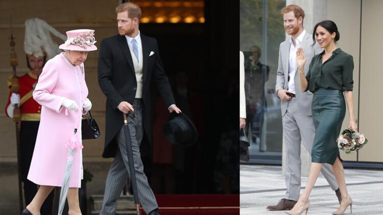 Harry ile Meghan'ın Oprah Winfrey röportajına sert eleştiri: Kraliçe mafya lideri mi?