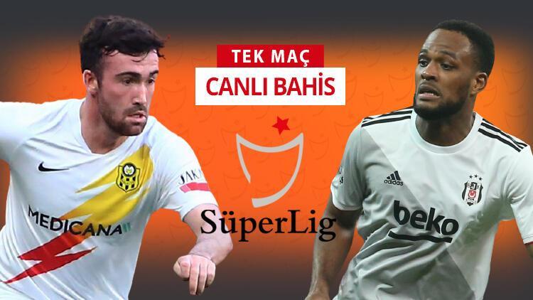 Beşiktaş'ın Yeni Malatyaspor maçı öncesi dikkat çeken istatistik! Öne çıkan iddaa tahmini...