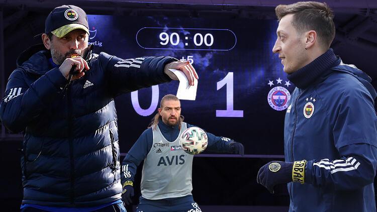 Trabzonspor galibiyeti sonrası herkes bunu konuşuyor! Caner, Ozan ve Mesut...