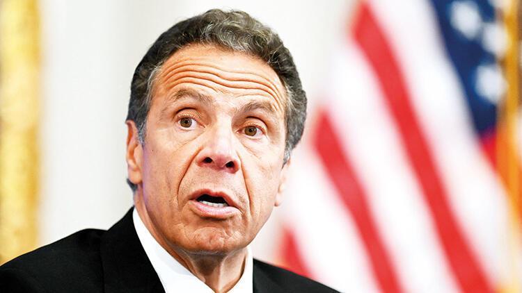 New York valisine taciz soruşturması