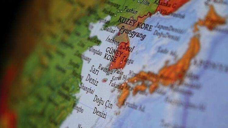 Çin ve Japonya arasında harita krizi