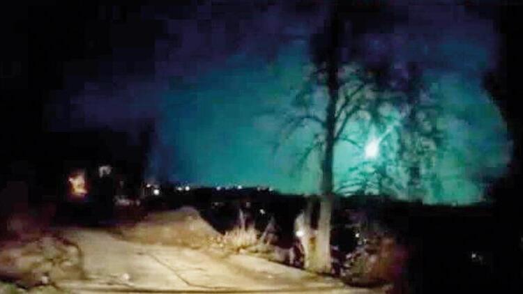 Trabzon ve İstanbul'da heyecanlandıran görüntü! Gök taşı açıklaması