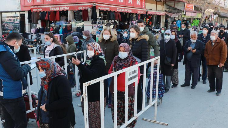 Çok yüksek iller arasında yer alan Burdur'da son durum! Vatandaşlar üzgün...