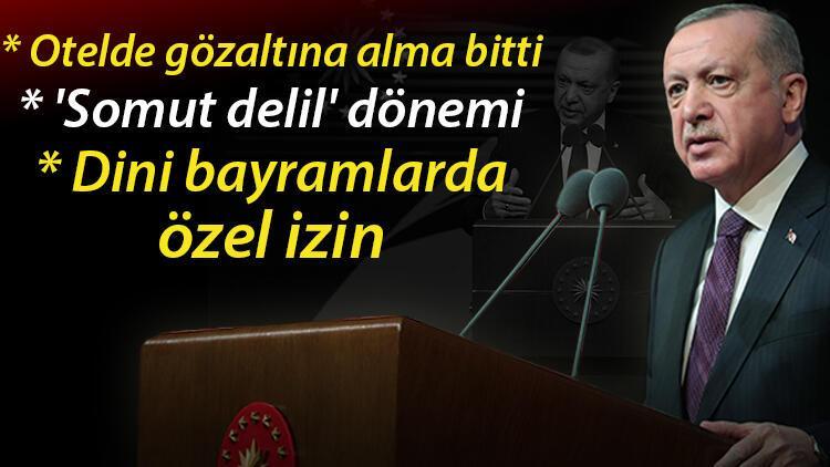 Son dakika.... Cumhurbaşkanı Erdoğan, İnsan Hakları Eylem Planı'nı açıkladı