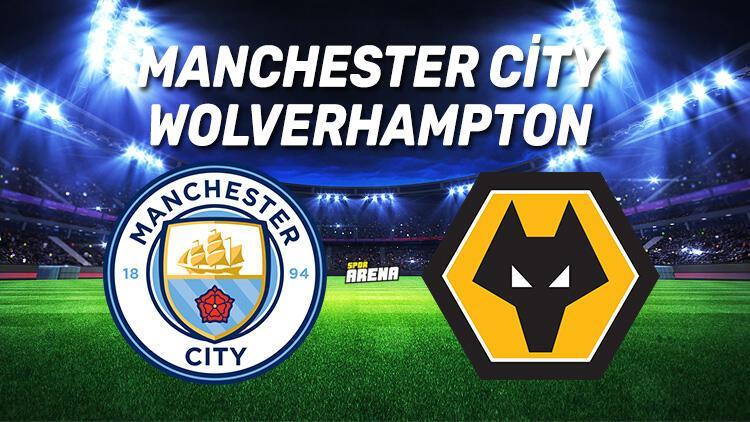 Manchester City Wolverhampton maçı saat kaçta, hangi kanalda? Manchester City Wolverhampton maçı istatistik bilgileri