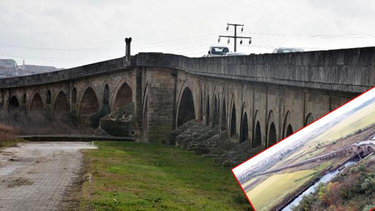 Dünyanın en uzun taş köprüsü için restorasyon çalışmaları başlıyor