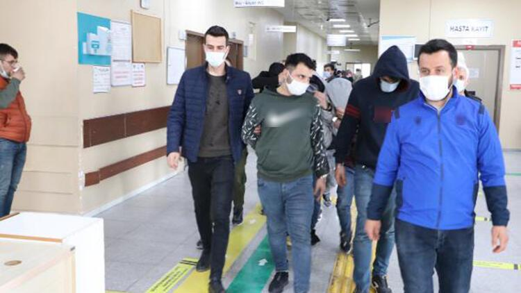 Şanlıurfa'da 'torbacı' operasyonu: 6 gözaltı