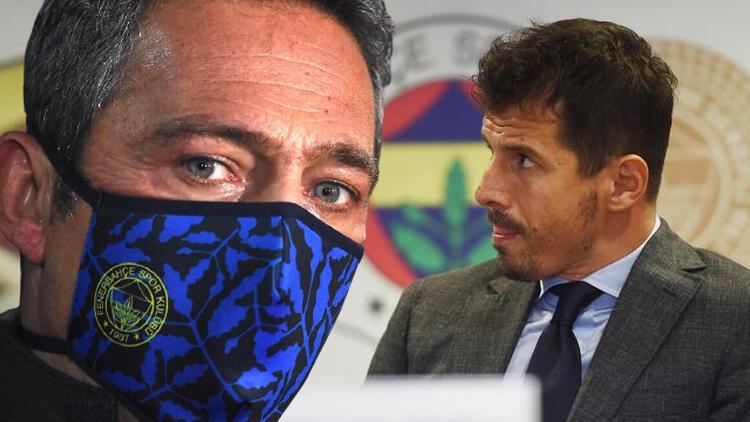 Fenerbahçe'de Ali Koç ve Emre Belözoğlu PFDK'ya sevk edildi