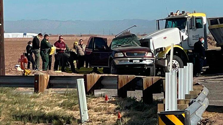 Son dakika haberi: ABD'de korkunç kaza! Ölü sayısı dehşet verici boyutlarda...