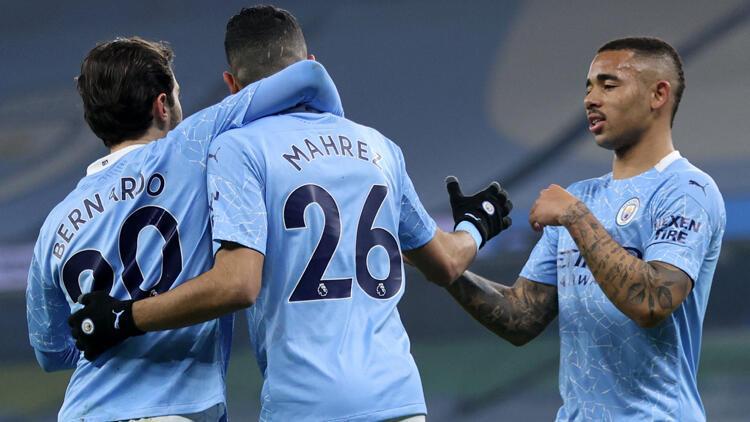 Manchester City ezip geçiyor! 21 oldu...