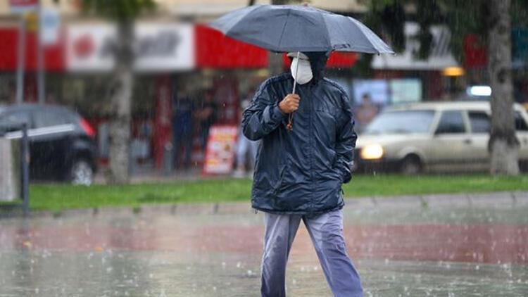 Meteoroloji bölge bölge sıraladı ve uyardı! İşte son dakika hava durumu raporu