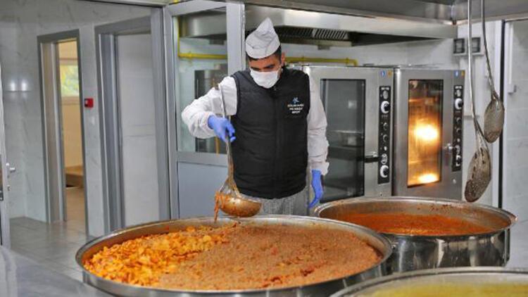 Küçükçekmece'de şubat ayında 35 bin 275 kişiye gıda yardımı yapıldı