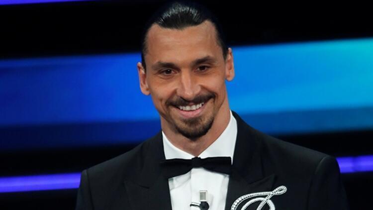 Zlatan Ibrahimovic: 'Beni ağırlamanız sizler için büyük bir onur'