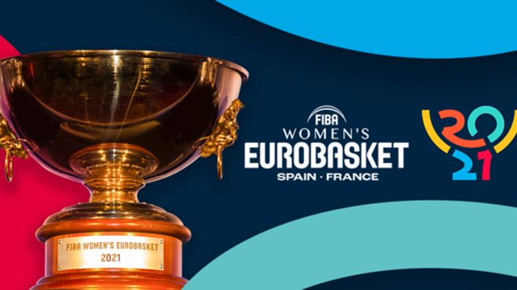 2021 FIBA Kadınlar Avrupa Şampiyonası torbalar belli dolu! Milli takımız...