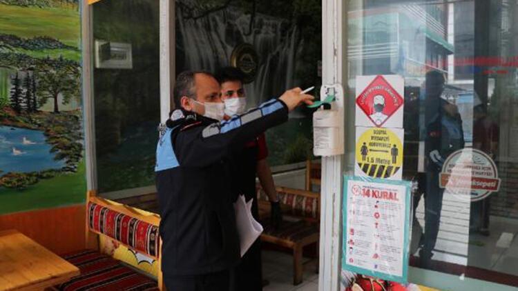 Sultanbeyli'de koronavirüs tedbirleri toplantısı