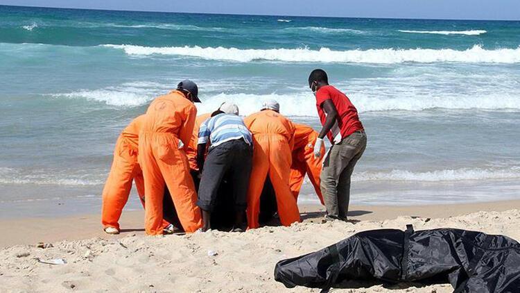 Cibuti'de kaçakçılar göçmenleri denize attı: En az 20 ölü!