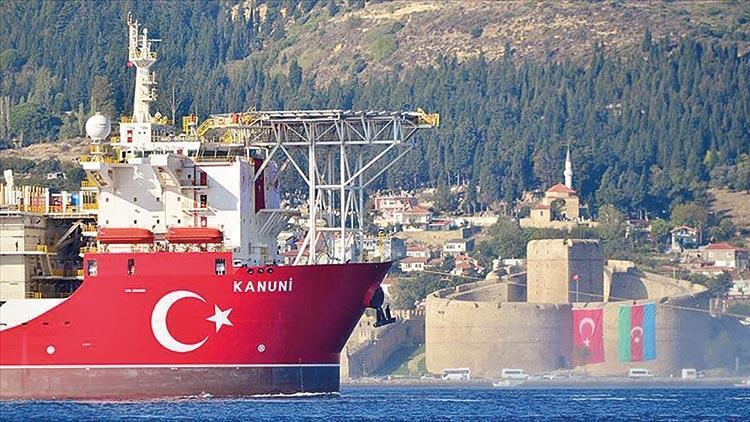 Kanuni nisanda Karadeniz'de
