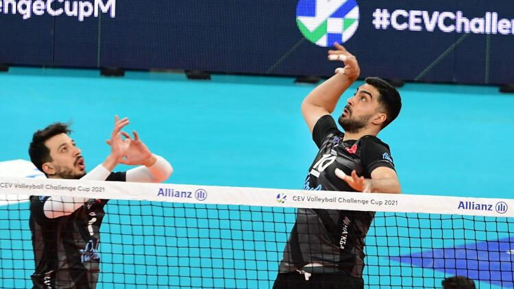 Allianz Powervolley: 3 - Halkbank: 0