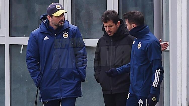 Fenerbahçe'de bu fotoğraftaki 3 kritik mesaj! Erol Bulut, Emre Belözoğlu...