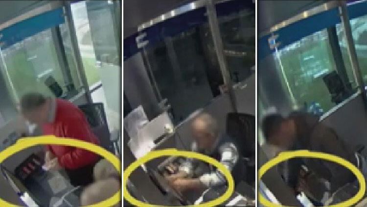 İstanbul Havalimanı'nda görevli memurlara operasyon: Görüntüler ortaya çıktı
