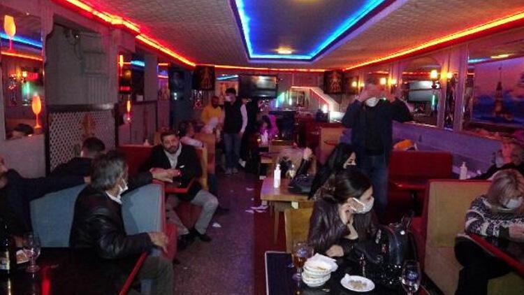 Polis baskınında gece kulübünde yakalanan kişiden tepki: Adam mı öldürdük?