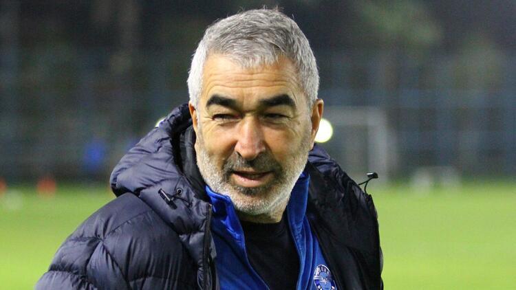 """Samet Aybaba: """"Her şey gelişmeye başladı, takımdan çok memnunum..."""""""
