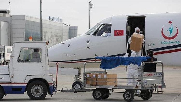 Türkiye'den KKTC'ye 20 bin doz aşı daha...
