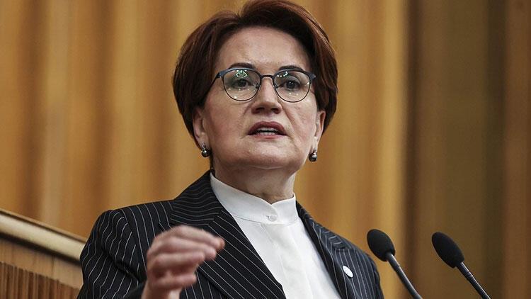 Meral Akşener'den Ümit Özdağ'ın istifasına ilk yorum