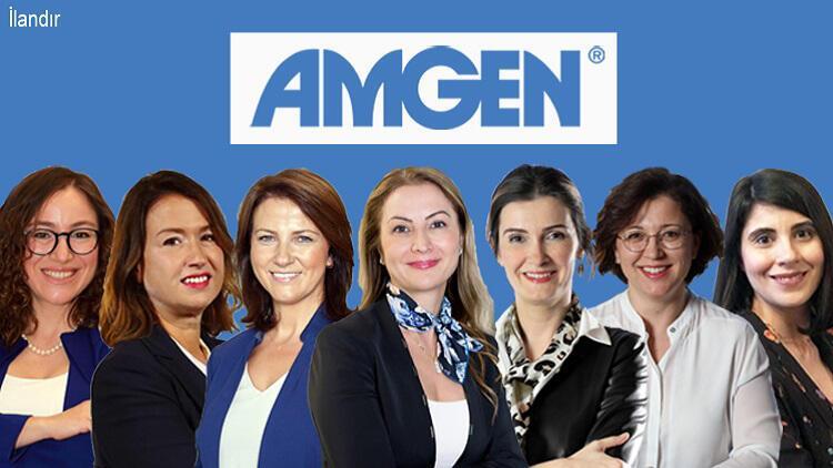 Amgen Türkiye Yönetim Ekibinin Çoğu Kadın Liderlerden Oluşuyor