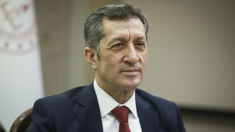 Milli Eğitim Bakanı Ziya Selçuk'tan velilere çağrı