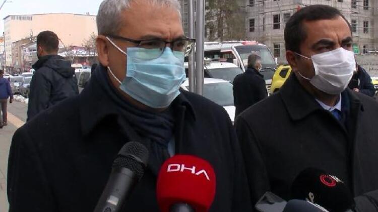 Denetim yapan Muş Valisi: Maske takmayı bilmeyen vatandaşlarımız var