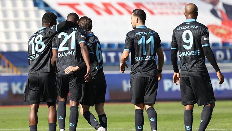 Kasımpaşa 1-2 Trabzonspor (Maç Özeti ve Golleri)
