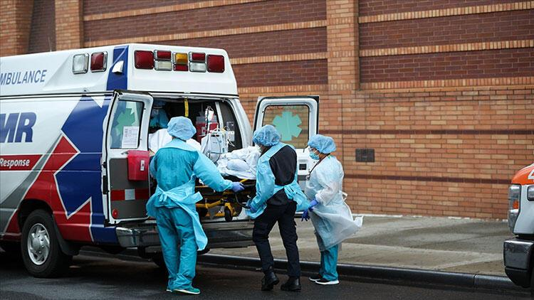 ABD'de koronavirüs nedeniyle ölenlerin sayısı 518 bin 459'a yükseldi