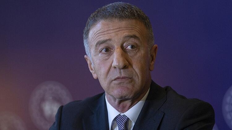 Trabzonspor Başkanı Ahmet Ağaoğlu'ndan flaş sözler! 'Mostafa'nın yüzündeki şaşkınlık...'