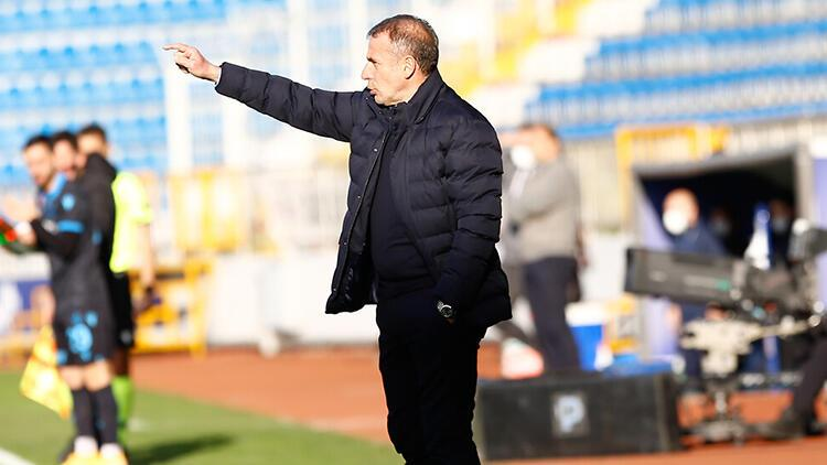 Trabzonspor'da Abdullah Avcı'dan maç sonu itiraf! 'Kaybettikten sonra kolay olmuyor'