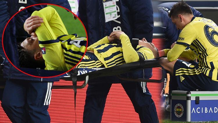 Son dakika: Fenerbahçe'de Mesut Özil sakatlandı! Sağlık durumu hakkında açıklama